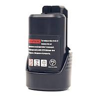 Аккумулятор PowerPlant для шуруповертов и электроинструментов BOSCH GD-BOS-10.8(B) 12V 2Ah Li-Ion (D