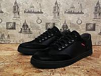 Туфли мужские Detta 750 модель с натуральной кожи стильные, фото 1