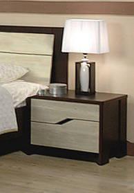 Тумба прикроватная Доминика. Мебель для спальни.