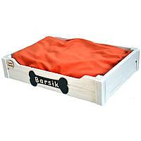"""Лежак для средних собак  """"Рен"""", (45х65см)"""