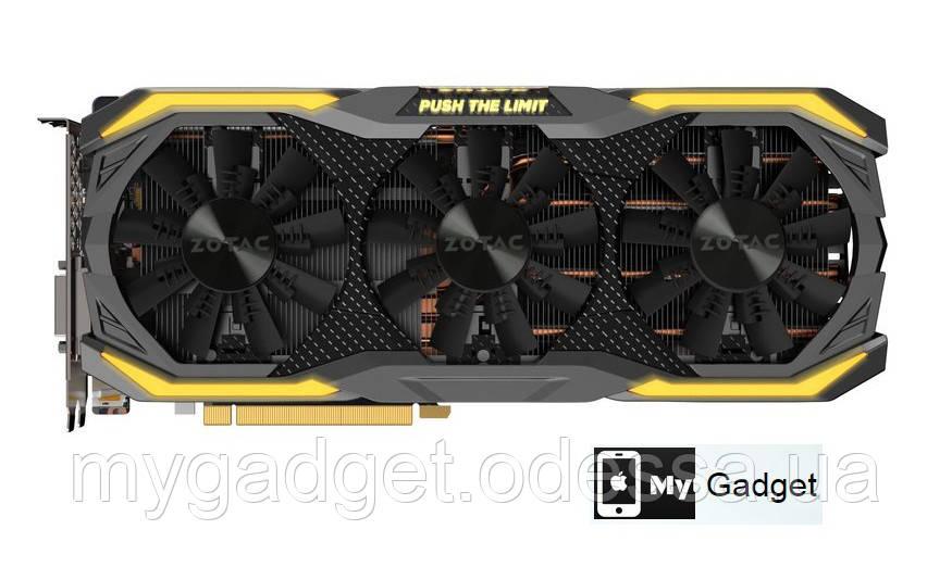 Видеокарта ZOTAC Nvidia Geforce GTX 1070 Ti AMP! Extreme 8GB
