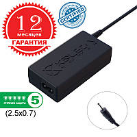 Блок живлення Kolega-Power для ноутбука Asus 19V 2.1 A 40W 2.5x0.7 (Гарантія 12 міс), фото 1