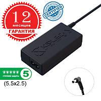 Блок живлення Kolega-Power для ноутбука Asus 19V 2.1 A 40W 5.5x2.5 (Гарантія 12 міс)