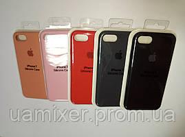Панель Apple Silicone case iPhone 6/6+  7/7+  8/8+