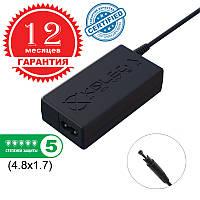 Блок питания Kolega-Power для ноутбука HP/Compaq 19.5V 2.31A 45W 4.8x1.7 Long (Гарантия 12 мес)