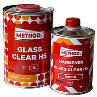 Лак автомобильный HS GLASS CLEAR METHOD 1л с отвердителем 0,5л