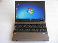 15,6' Ноутбук HP ProBook 6570b Core i5 2.6GH 4G 250GB web-cam АКБ 3ч#123