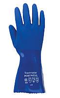 Защитные перчатки Portwest A880кислотостойкие