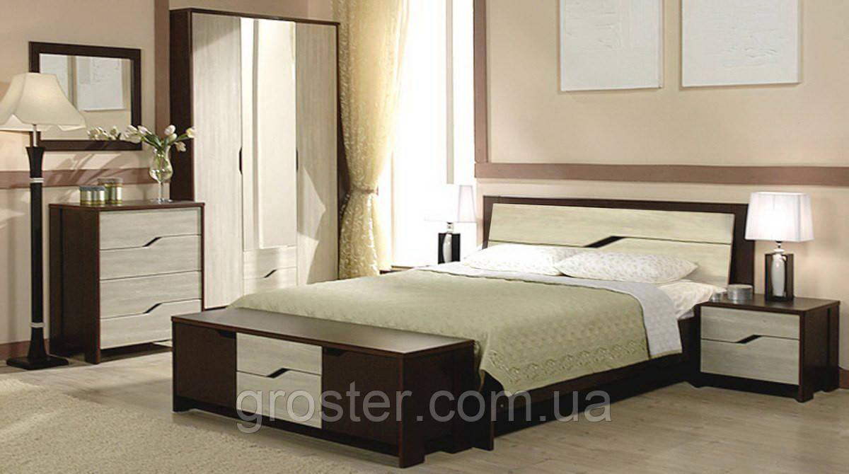 Модульная спальня Доминика.