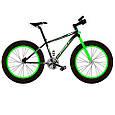 Фэтбайк Fatbike Велосипед 20 дюймов Profi EB20 POWER 1.0 S20.4 , черно-красный, фото 7