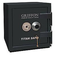 Сейф Griffon CL.II.50.КС взломостойкий 490(в)х460(ш)х440(гл)
