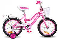 Велосипед FORMULA KIDS 16 FLOWER OPS FRK 16 042