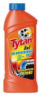 Средство для чистки труб и канализации Tytan / Титан гранулы 1кг