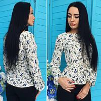 Блузка женская норма КБЕ63