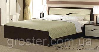 Кровать двуспальная Доминика. Мебель для спальни.