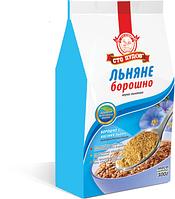 ТМ Сто Пудов Мука льняная 300 г 6 шт/уп