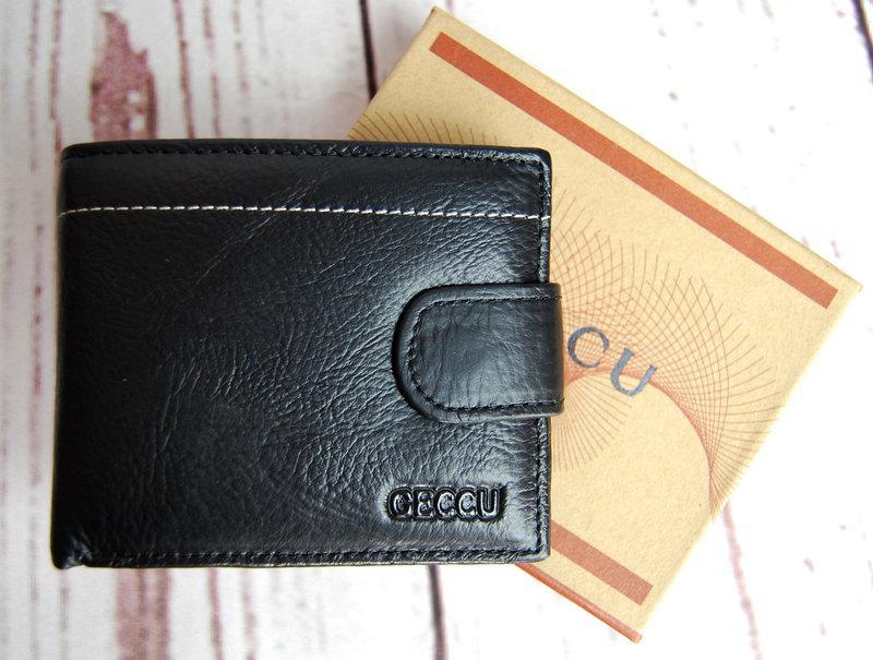 1be2d3978546 Кожаный кошелек Geccu отличного качества. Натуральная кожа. Стильный кошелек.  Мужские кошельки. -
