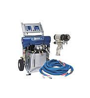 GRACO Reactor E-XP2 установка для напыления пенополиуретана (ППУ) и полимочевины
