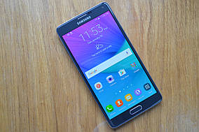 Samsung Galaxy Note 4 N910P 32Gb Black Оригинал!