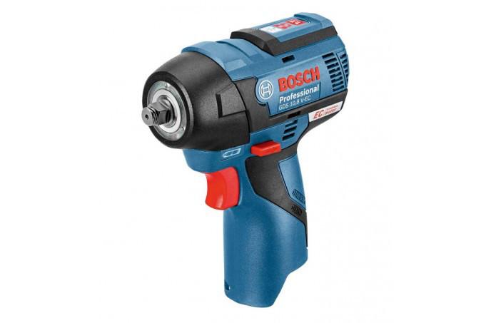 Аккумуляторный  Ударный Гайковерт Bosch Gds 12V-115 Professional Solo 06019E0101