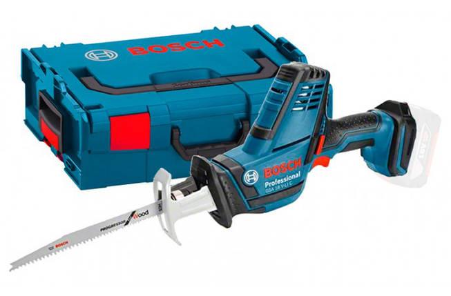 Аккумуляторная Ножовка Bosch Gsa 18 V-Li C Professional Solo, фото 2