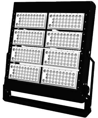 Спортивный прожектор серия TOR 1000 вт. для стадионов площадок портов и шахт
