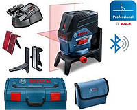 Лазерный нивелир Bosch GCL 2-50 C + RM2 + BM 3 + L-BOXX