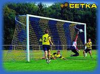 """Сетка для футбольных ворот """"Премиум - 2,0 М"""" (Ø шнура - 3,5 мм, ячейка - 15 см)"""