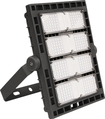 Спортивный прожектор серия BLACK F250 вт. для стадионов площадок портов и шахт