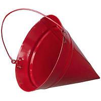 Ведро пожарное конусное, Евросервис (000013450)