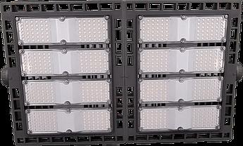 Спортивный прожектор серия BLACK F500 вт. для стадионов площадок портов и шахт