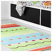 ВАНСКАПЛИГ Ковер, разноцветный, 80x160 см, 40332719, IKEA, ИКЕА, VÄNSKAPLIG
