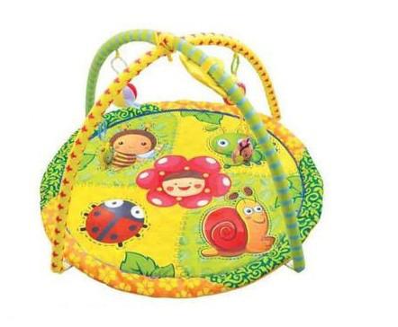 Коврик для малышей 898-302B с погремушками