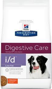 Hill's Prescription Diet Canine i/d Low Fat лечебный корм с низким содержанием жира для собак 1,5КГ