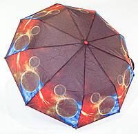 """Зонтик женский полуавтомат """"universe"""" от фирмы """"Calm Rain"""""""