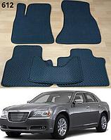 Коврики на Chrysler 300C '04-10. Автоковрики EVA