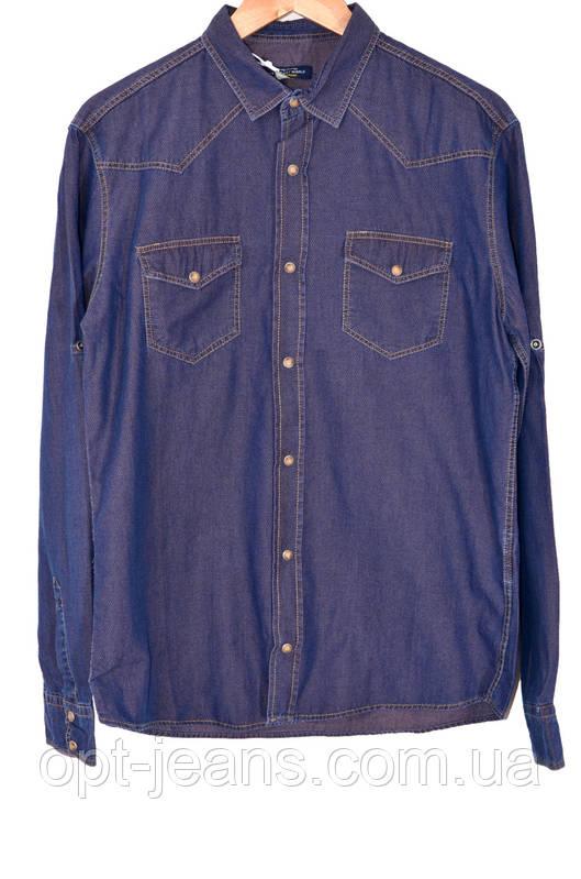BLK мужская рубашка (M-2XL/4ед.) Лето 2018
