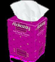 Салфетки Alokozay 100шт кубик