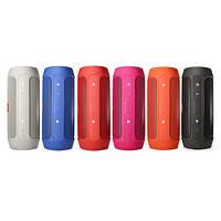 Портативная акустика, колонки charge 2 (J001), bluetooth/USB/microSD, с влагозащитой