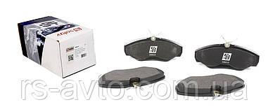 Колодки тормозные (передние) Renault Trafic, Рено Трафик , Opel Vivaro, Рено Трафик 01- 209018