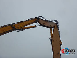 Гусеничный экскаватор Liebherr R952HD Long Reach (1990 г), фото 2