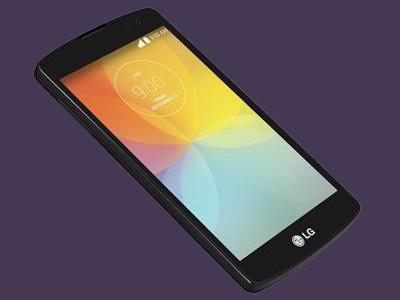 LG F60 - представник середнього класу з підтримкою 4G LTE
