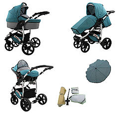 Многофункциональная коляска 3в1 ALLIVIO len KAREX