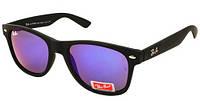 Солнцезащитные очки Ray Ban Wayfarer модель №17 матовые
