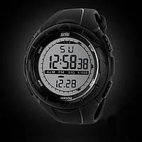 Часы мужские спортивные SKMEI black
