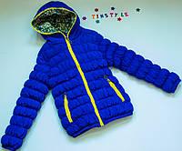 Куртка демисезон  на девочку рост 152  см