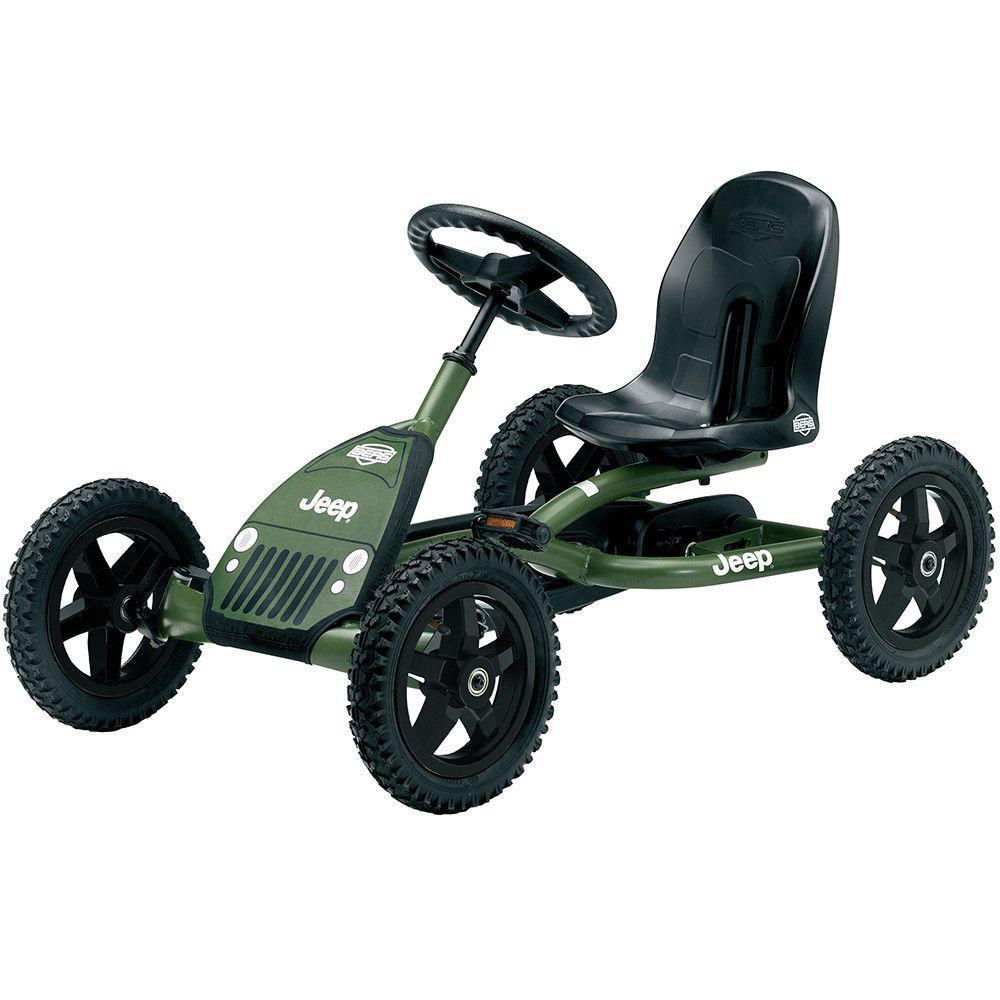 Велокарт Jeep Junior Berg 24.21.34.01. Веломобиль детский