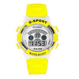 Часы детские наручные S-Sport Multi yellow