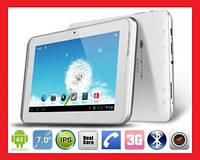 """7"""" планшет Sanei N79 3G IPS - 1Ядро+512Mb Ram+4Gb Rom + Android 4, фото 1"""