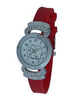 Детские наручные часы для девочек Слоненок